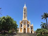 Igreja Nossa Senhora do Carmo - Cajuru, MG - panoramio.jpg