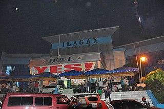Ilagan Component City in Cagayan Valley, Philippines