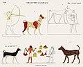 Illustration from Monuments de l'Egypte de la Nubie by Jean-François Champollion, digitally enhanced by rawpixel-com 103.jpg