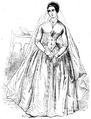 Illustrirte Zeitung (1843) 08 128 2 Brautanzug.PNG