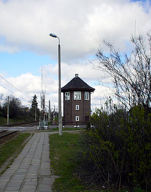 Iłowo railway station - Wikipedia