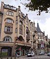 Immeuble, 1 rue Sellénick et 69a avenue des Vosges, Strasbourg.JPG