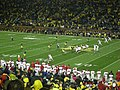 Indiana vs. Michigan football 2013 12 (Indiana on offense).jpg