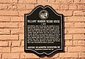 Information placard outside Bellamy Mansion Negro House in Wilmington, North Carolina.jpg