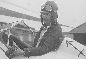 Laura Ingalls (aviator) - Image: Ingalls, Laura (4728488063)