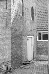 ingangspartij van de voormalige synagoge te nieuweschans - nieuweschans - 20164873 - rce