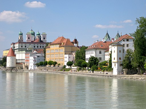 Innpromenade Passau