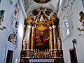 Innsbruck Spitalkirche Hl. Geist Innen Hochaltar 1.jpg