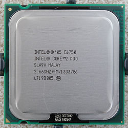 Intel Core2 Duo 6750 LGA775