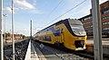 Intercitytrein op spoor 4 van NS station Hilversum.jpg
