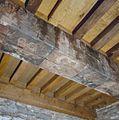 Interieur rechter toren, geschilderd balkenplafond - Goes - 20379818 - RCE.jpg