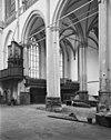 interieur zuid zijbeuken naar het zuid-westen - amsterdam - 20012395 - rce