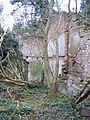 Interior of Ruin in Coed y Cra - geograph.org.uk - 324976.jpg
