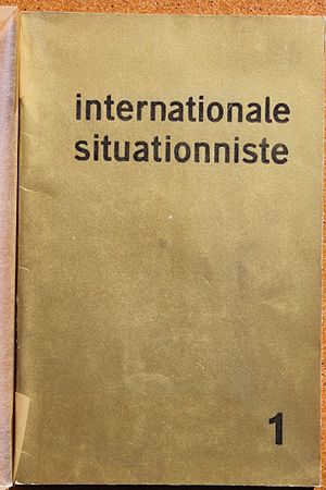 Situationist International - Internationale situationniste