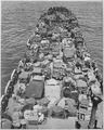 Invasion of Cape Gloucester, New Britain, 24 December 1943. Crammed with men and material for the invasion, this... - NARA - 513188.tif