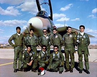 Abbas Babaei - Image: Iranian F 14 Pilots