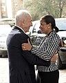 Israeli President Peres Welcomes Ambassador Rice (14129331262).jpg