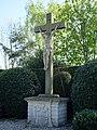 Isselburg-Anholt Friedhof PM19-001 Hochkreuz.jpg