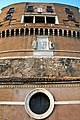 Italy-0093 - Castel Sant'Angelo (Mausoleum of Hadrian) (5123756606).jpg
