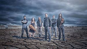 Ithilien (band) - Ithilien in July 2016