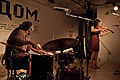 Iva Bittová and Hamid Drake 08.jpg