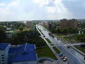 Ivatsevichy - Image: Ivacevichi