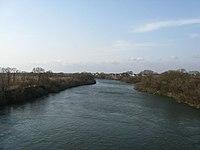 Iwaki River Goshogawara.jpg