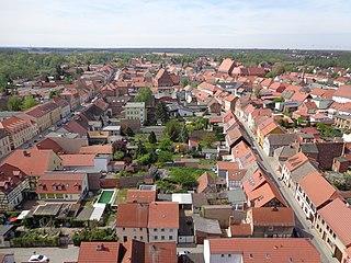 Йютербог,  Бранденбург, Германия