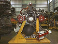 J-2 engine being processed at Marshall Space Flight Center 6520308.jpg