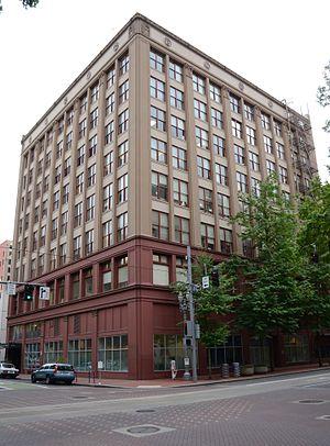J. K. Gill Company - The J.K. Gill Building in 2015