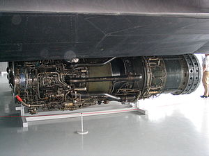Lockheed SR-71 Black Bird 300px-J58_Duxford
