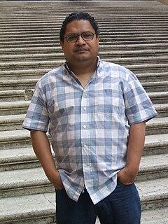 Juan Carlos Chirinos Venezuelan writer