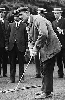 John Henry Taylor professional golfer