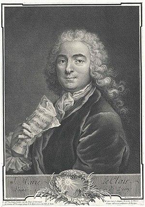 Leclair, Jean-Marie (1697-1764)