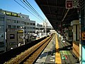 JR Fukushima station platform - panoramio (2).jpg