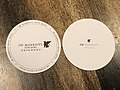 JW Marriott Hotel Hong Kong white coasters.jpg