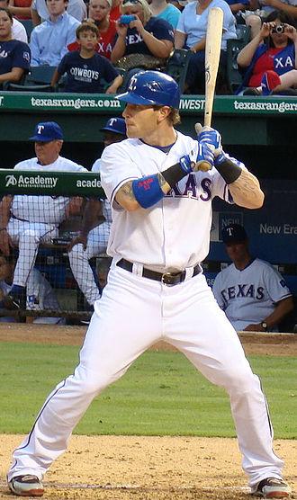 2010 Texas Rangers season - Hamilton would have a career high season winning the AL MVP, AL batting champion, the ALCS MVP and make his third All-Star game 2010.