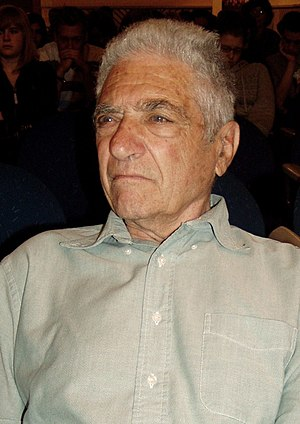 Jack Steinberger - Steinberger in 2008