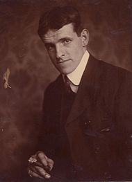 Photograph of Jack Butler Yeats