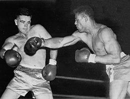 Ed Sanders Boxer Wikipedia