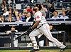 Jackie Bradley Jr batting in game against Yankees 09-27-16 (5).jpeg