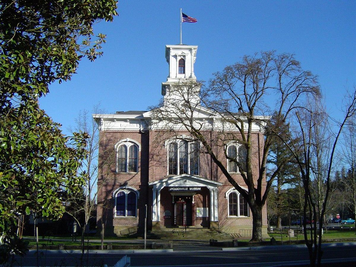 Jacksonville Historic District Oregon