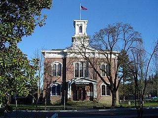 Jackson County Courthouse (Jacksonville, Oregon) former courthouse in Jacksonville, Oregon, United States