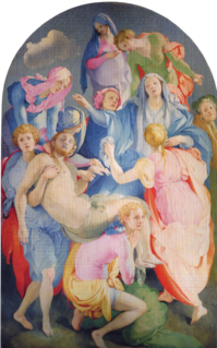 painting by Pontormo
