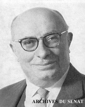 Jacques Duclos - Jacques Duclos, 1950s.