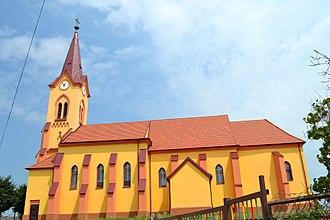 Jakubov - Church in Jakubov