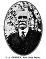 James Joseph Dempsey, headmaster of Junction Park State School from 1889 to 1923.jpg