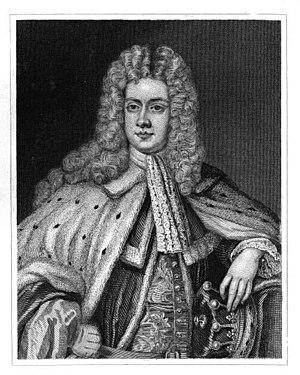 James Radclyffe, 3rd Earl of Derwentwater - James Radclyffe, 3rd Earl of Derwentwater