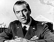 James Stewart, alors colonel, en 1945.