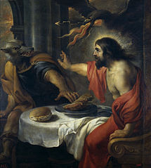 Jupiter et Lycaon